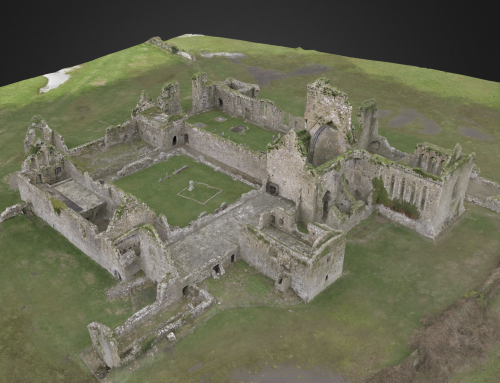 Athassel Priory 3D Model